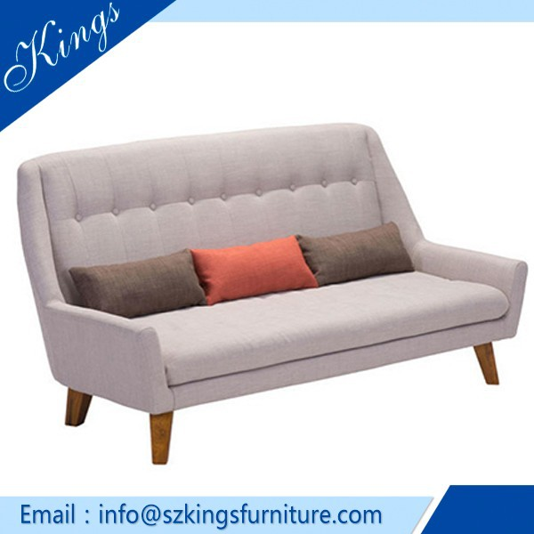 Latest Design Furniture Environmental Friendly Sofa Fabric Sofa