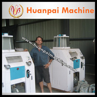 Wheat flour milling machine with European standard