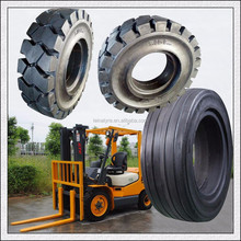 Chinese Rubber Truck Parts Forklift Solid Tyres 21/8-9 23/9-10 23/10-12 with Discount