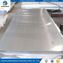 Chinese manufacturer ANSI standard kitchenware 410s stainless steel plate