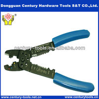 carbon alloy wire stripper plier hand shear cutting tools