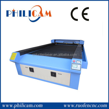 Cheap and high quality 80w/100w/130w/150w eva foam laser cutting machine