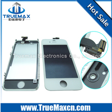 made in China manufacturer mobile phone lcd for iphone 4/4s touch