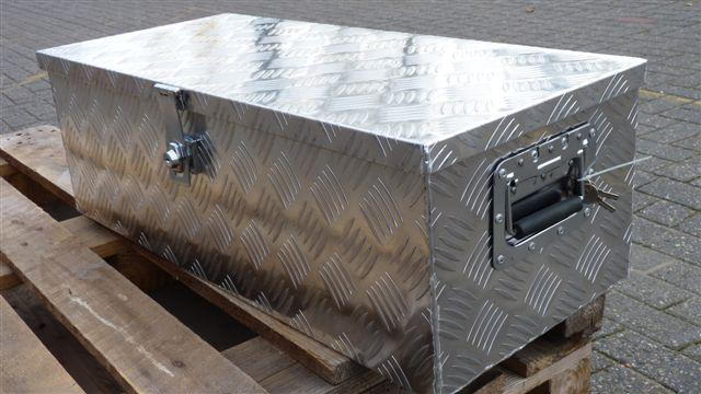 trailer box,truck US general aluminum tool box