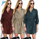 high quality women shirt long sleeve dress loose turn-down collar long dress lady casual one piece dress