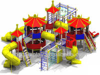 2013 plastic children playground equipment TX -RD3