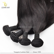 Hot Sale Good Feedback Top Quality Full Cuticle No Shedding No Tangle Dyeable 100% Virgin Human Hair Weave equal hair