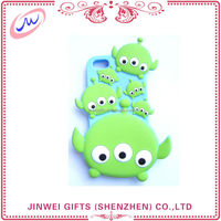 Cute Newest Product design Animal Cell Phone Case For iPhone 5
