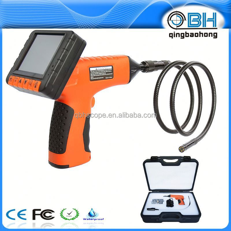 10 mm 90 degree side flexible inspection camera
