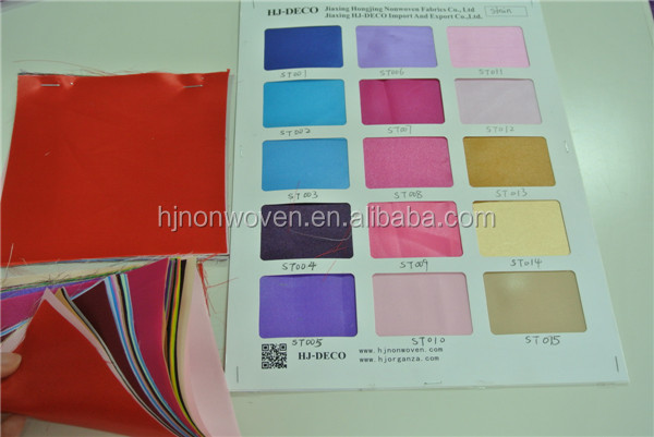 popular satin ruffle chair sash