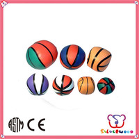 SEDEX Factory promotional custom logo printed baby hamster soft ball
