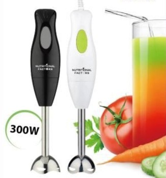 300W hand blender with Beaker for home and kitchen
