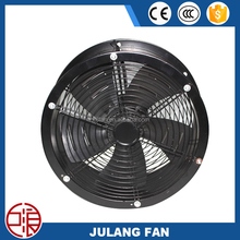 200mm round industrial axial duct axial fan
