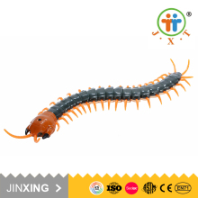 New innovative children plastic animal rc centipede insect toy with light