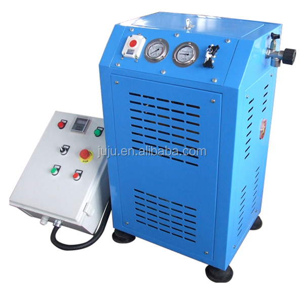 24NM/H home natural gas home use car use CNG filling machine booster compressor