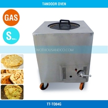 Unique India Clay Inside Gas Tandoor Burner Oven TT-TO04G