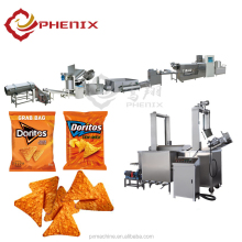 Doritos tortilla corn chips processing line/making machine