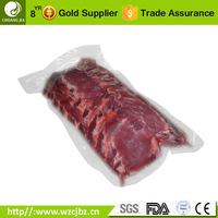 eco-friendly esd moisture barrier material co extruded nylon pouch bag for vacuum sealing