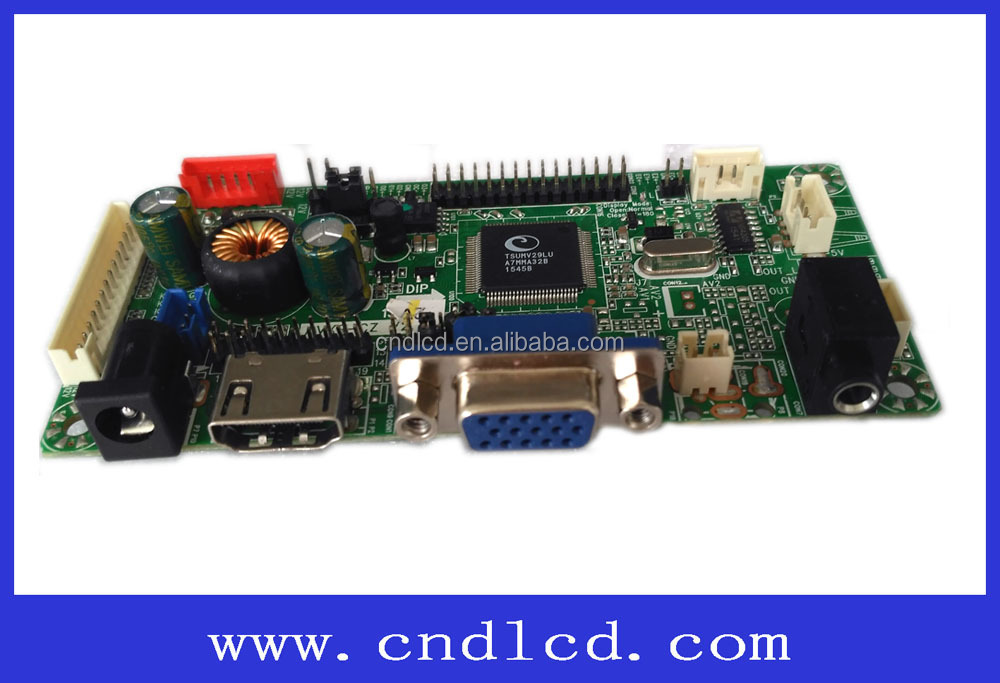 HDMI to LVDS Converter Contoller Driver Main Mother Card Board