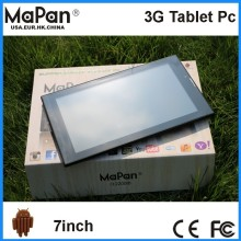 "Mapan mtk8312 3g phone call tablet 7 inch 3G/ cheap 7"" andriod tablet"