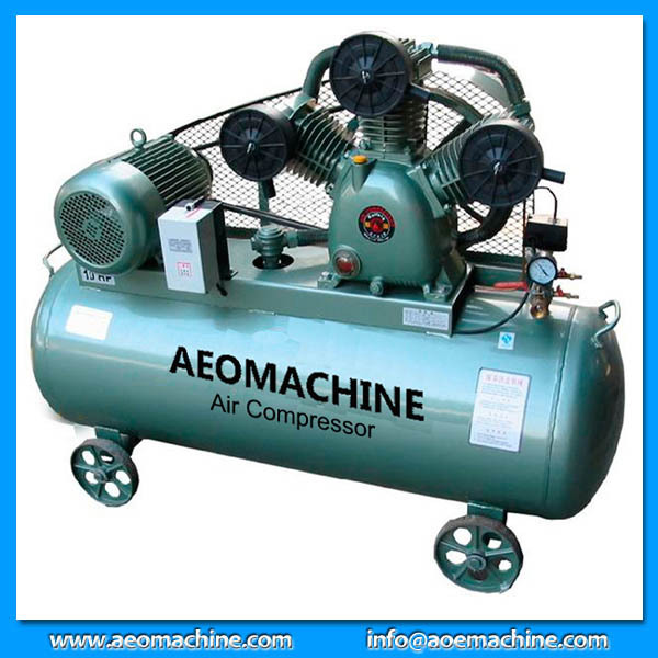 Hot Sale Silent Cabinet Type Piston Air Compressor