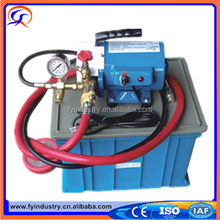 Portable Electric Pressure Testing pump/Pipe hydro test pump