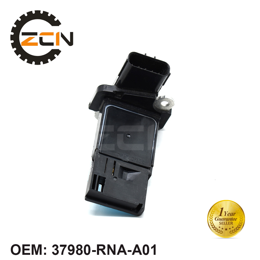 ZCN MAF Mass Air Flow Sensor 37980-RNA-<strong>A01</strong> For ACCORD CIVIC CROSSROAD ODYSSEY MDX RDX RL AIR FLOW METER AFH70M-41B