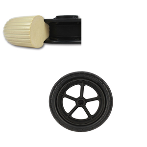 high quality eco-friendly durable PU solid tire