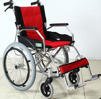 EMSS New design aluminum material wheel chairs