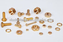 Brass Bolts,Nuts,Washers