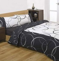 Aero Half duvet cover set - Design may very