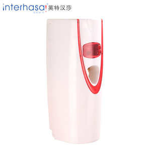 New design automatic colorful sensor air freshener aerosol perfume dispenser batteries