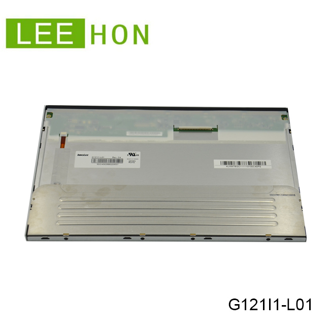 Leehon CMI G121I1-L01 12.1 inch 1280X800 ultra wide screen lcd display panels screen