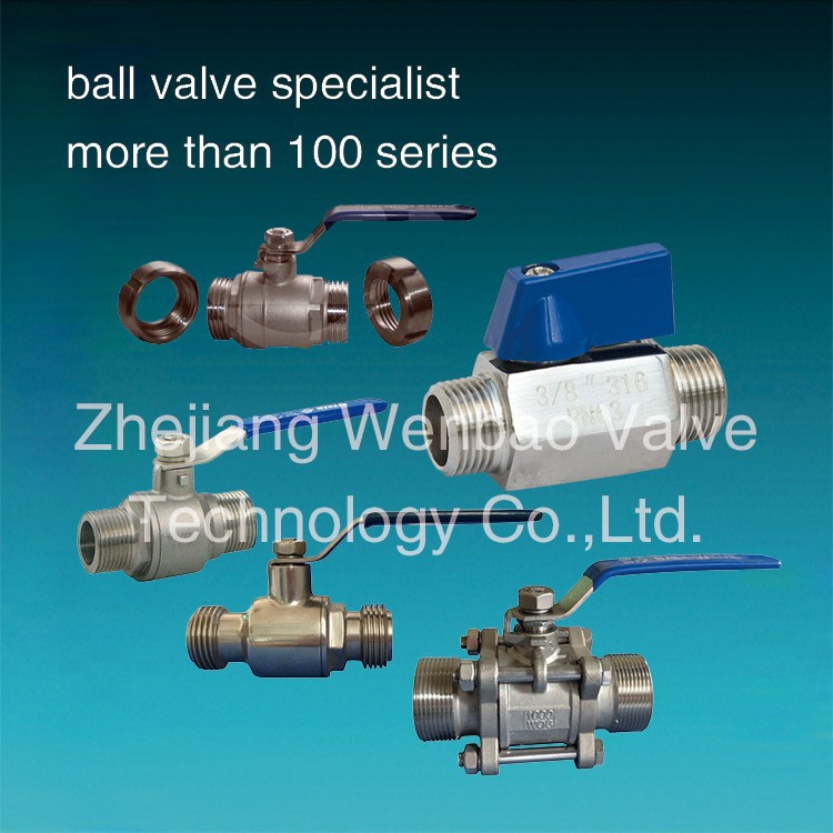 dn25 Ball Valve Price List 1000psi