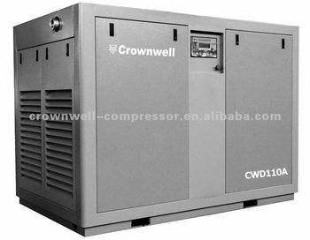 "Manufacturer Crownwell Screw Compressor - We Call ""PANTHER"" Model CWB5.5A~CWB75A/W CWD22A~CWD400A/W"