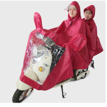 raincoat for adult women PVC raincoat with hood women bicycle raincoat