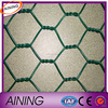 Galvanized & PVC coated hexagonal chicken wire mesh price