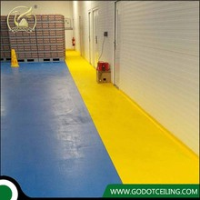 Godot Top Clear Hard Epoxy Resin for Metallic Epoxy Floor Paint