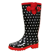 hot sell women horse sex ladies rain boots with good quality