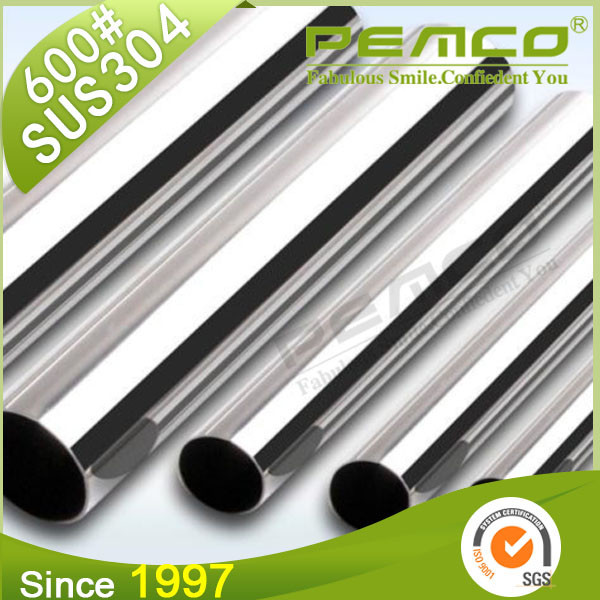 SS201/304 Villa/House Use japan decorative stainless steel pipe tube