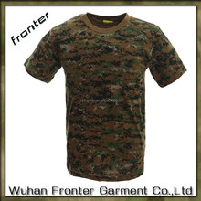 100% Cotton Round Neck Breathable Army Issue T Shirt military t shirts uk
