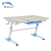 L-shaped Split Desktop Children Study Table Desk