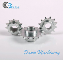 Small sprocket with keyway