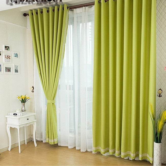Hot sale polyester blackout curtain fabric hotel blackout curtain drapes