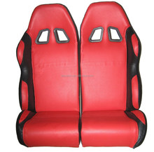 adult go kart dual seat red