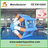 Inflatable Water Roller / Inflatable Water Wheel With 0.9mm PVC Tarpaulin