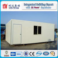 2015 hot sale with CE 20ft easy assamble container cabin
