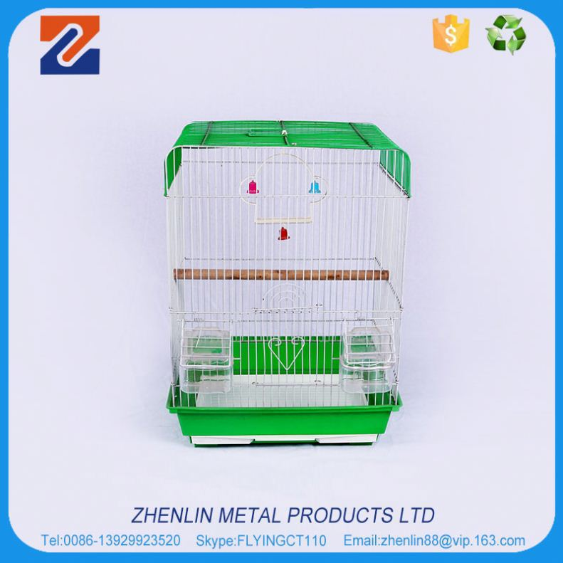 Factory wholesale good quality collapsible bird cage australia
