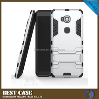 2 In 1 Robot Stand Armor Combo Case For Huawei G8