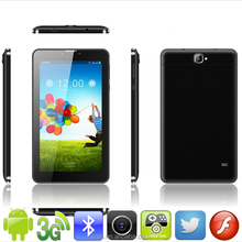 7 Inch Tablet Pc With Loud Speaker MTK8382 1.3GHZ Quad Core Android Tablet for Bluetooth 2.0 Wifi